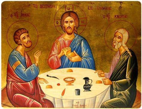 emmaus communion