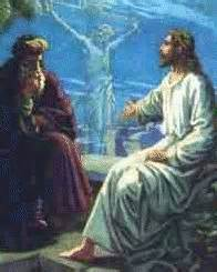 jesus and nicodemeus
